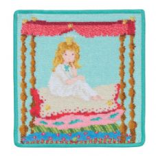 Feiler Fairy Tale Washcloth - The Princess and the Pea